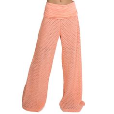 Perfect In Peach Pants | Impressions Online Women's Clothing Boutique  These adorable knit pants are oh so comfortable! They're perfect for relaxing at home or going to brunch with friends!