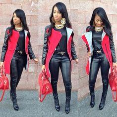 Jacket❤️, gorgeous...I want this Jacket!