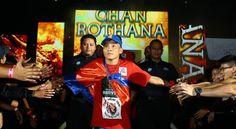Chan Rothana entrance