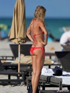 Toned thighs #amazing #bikini - I need to get on toning--my motivation