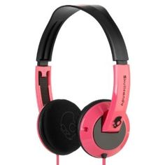 Skullcandy Uprock On-Ear Headphone $20.95