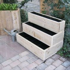 Scaffolding Wood # Vegetable Garden / # Flower Boxes # Bipping # are # for