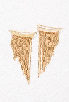 Fringe Ear Pins   Forever 21 - 1000163762