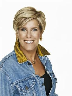 Suze Orman - Knows her $$$