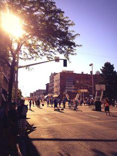 Twitter / pamoscott: Stellar day for #SpokaneHoopfest! ...