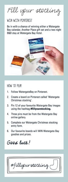 #FillYourStocking rules