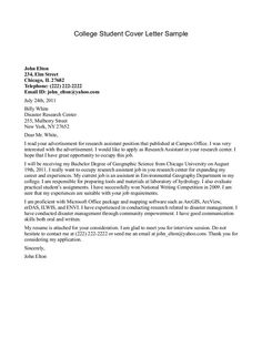 cover letter template college - Law Firm Cover Letter