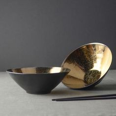 This conical bowl is a practical size for serving individual portions of main dishes. From...
