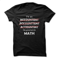 ACCOUNTANT TEE - #men dress shirts #design tshirts. MORE INFO => https://www.sunfrog.com/Geek-Tech/ACCOUNTANT-TEE-67063419-Guys.html?id=60505