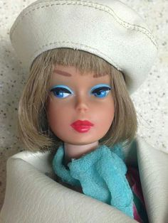 1966 long haired American Girl from the collection of Noah Aaron LaBelle.