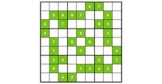 SUDOKU. Stredne ťažké sudoku #9964. Stredne ťažké sudoku, vhodné pre pokročilých riešiteľov sudoku