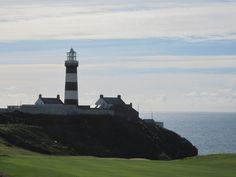 K Jones Kinsale Old Kinsale Head lighthouse via Travel for Words