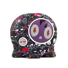 Boombotix DGPH Design Black, $38, now featured on Fab.