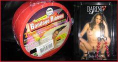 Helmikuu 2013, Erotiikka teema. Bondegateippiä ja klitoriskoru. (tän kategorian lahjoja vastaanotan erittäin mieluusti jatkossakin)
