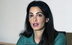 AMAL ALMUDDIN TO INVESTIGATE WAR CRIMES COMMITTED BY ISRAEL