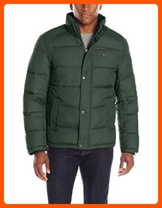 Tommy Hilfiger Men's Classic Puffer Jacket, Hunter Green, XX-Large - Mens world (*Amazon Partner-Link)