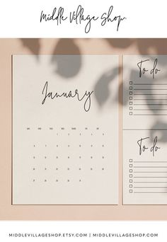 Gentle 2019 New Year Calendar 2019 Fashion Simple Lovely Mini Table Calendars Vintage Kraft Paper Desk Calendar Office School Supply Calendars, Planners & Cards