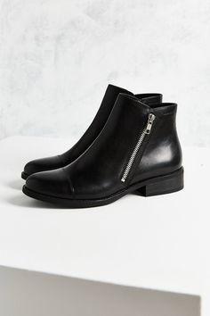 mildly punk boots
