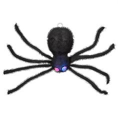 Holiday Living LED Lighted Dropping Doorway Spider