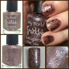 Items similar to Mystery Splat!, translucent polish with glitters. Handmade Indie nail polish on Etsy Sparkles, Mystery, Nail Polish, November 2015, Nails, Glitters, Unique Jewelry, Handmade Gifts, Indie