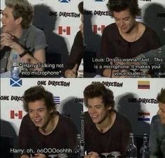 One Direction Harry Styles funny