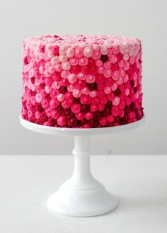 awesome Gradient Texture Cake | Be Mine | The sweetest Valentine | Valentine's Day dessert ideas | Valentine's Day cookies | Valentine's Day cakes |... #be #cake #day #dessert #gradient #ideas #mine #sweetest #texture #the #valentine #valentines Valentine Desserts, Valentines Day Desserts, Valentine Cake, Valentines Bakery, Valentine Decorations, Pretty Cakes, Cute Cakes, Beautiful Cakes, Amazing Cakes