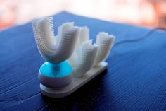 The Amabrush toothbrush – or whatever you want to call it – reportedly cleans your teeth...