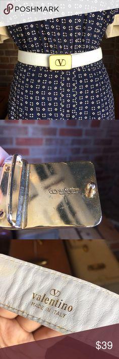 bdfdd9f471 Vintage Valentino Belt Vintage Valentino belt. Goes with just about  everything! Wrap it around