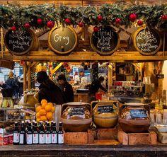 Dragan Tapshanov — Christmas market in Budapest, Hungary -. Christmas Booth, Christmas Tree Lots, Christmas Markets Europe, Christmas Travel, Cozy Christmas, Family Christmas, Christmas Themes, Christmas Holidays, Xmas