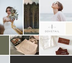 Pacific NW Moodboard | Curated by Breanna Rose