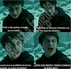 La miserable vida de Harry