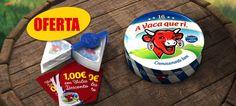 """Todos sabemos que o lanche é uma refeição importante do dia e as mães, mais do que ninguém, sabem o quanto as crianças são exigentes na sua escolha. """"Mãe, o que é que preparaste hoje para o meu lanche?""""    Da próxima vez que planear o lanche do seu filho, prepare-lhe uma surpresa e dê-lhe A Vaca que ri. Cremosos e deliciosos, os queijinhos de A Vaca que ri são também ricos em cálcio, proteínas e vitaminas A e B, contribuindo para um crescimento saudável e permitindo que tenha energia durante…"""