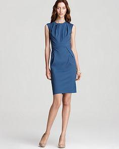 Lafayette 148 New York Cheryl Sheath Dress | Bloomingdale's