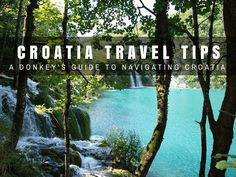 Croatia Travel Blog: We have a compiled a stack of useful tips about Croatia - all to help you navigate this incredible country.