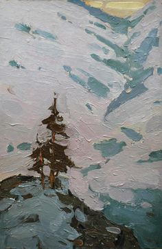 ABOUT ARTIST annagusarova.blogspot.com/p/about-me.html More works on instagram - CRUSH.ON.BRUSH   UKRAINIAN ARTIST ANNA GUSAROVA   WINTER LANDSCAPE  16.5 X 25.5 CM \ 6.5 X 10 IN  HIGH QUALITY OIL ON CARDBOARD  SIGNED, DATED 2016   GOOD CONDITION  GUARANTEE OF AUTHENTICITY   Contact me for any questions.  Package : NOT STRETCHED   STRONG packing and shipping by Registered Airmail. Usually delivery: 10-25 days. Shipping from Ukraine    MORE LANDSCAPES - https://www.etsy.com&...