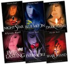 awesome books by Alyson Noel with a swoon worthy male lead and a beautiful romance story
