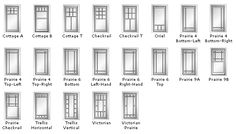 grid patterns for windows - Google Search
