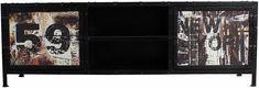SIT TV-Lowboard »Steel«, Metall mit starken Gebrauchspuren, Breite 150 cm Jetzt bestellen unter: https://moebel.ladendirekt.de/wohnzimmer/tv-hifi-moebel/tv-lowboards/?uid=96e12225-d415-5acd-8cdc-2a45c347a5c7&utm_source=pinterest&utm_medium=pin&utm_campaign=boards #tvlowboards #lowboards #wohnzimmer #tvhifimoebel Bild Quelle: baur.de