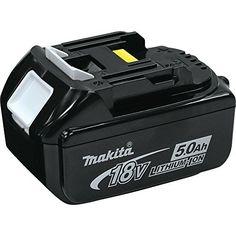 Makita BL1850 18-volt LXT Lithium-Ion 5.0Ah Battery  http://www.handtoolskit.com/makita-bl1850-18-volt-lxt-lithium-ion-5-0ah-battery/