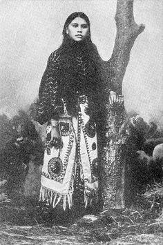 Nedda Parker Birdsong (Quanah Parker's Daughter)