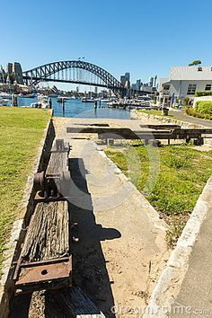 The City From Lavender Bay - Download From Over 29 Million High Quality Stock Photos, Images, Vectors. Sign up for FREE today. Image: 49155194