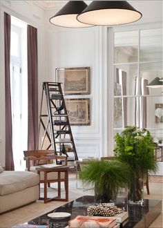 love the ladders