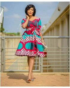 Hot Ankara Styles We LoveLooking acceptable never gets old! Appealing women in appealing Ankara dresses amuse our adorned and yes! Hot Ankara Styles We Love . African Print Dresses, African Dresses For Women, African Attire, African Wear, African Fashion Dresses, African Women, African Prints, African Fashion Designers, African Inspired Fashion