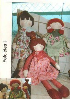 bonecas fofolete