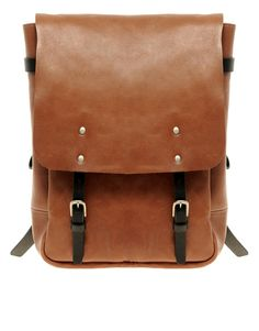 ally capellino hugh backpack #fashion & #style