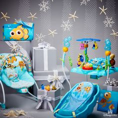 Finding Nemo Baby Boy Nursery Themesbaby Room