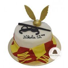 Gâteau anniversaire harry Potter  Gâteau Création