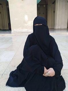 Arab Girls Hijab, Muslim Girls, Hijab Niqab, Mode Hijab, Hijabi Girl, Girl Hijab, I Love U Mom, Hijab Evening Dress, Niqab Fashion