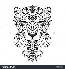 Image result for lioness mandala tattoo