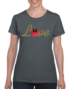 disney love tee 1799 from planet orlando on etsy - Scary Halloween Shirts